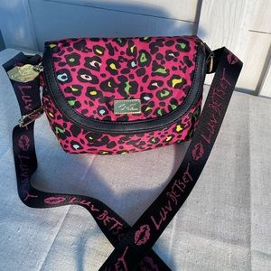 Luv Betsey Johnson crossbody bag